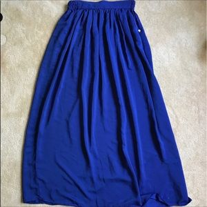 Maxi skirt by Mango